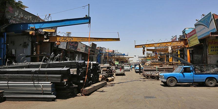دهانکجی قیمت مقاطع فولادی به شیوهنامه جدید