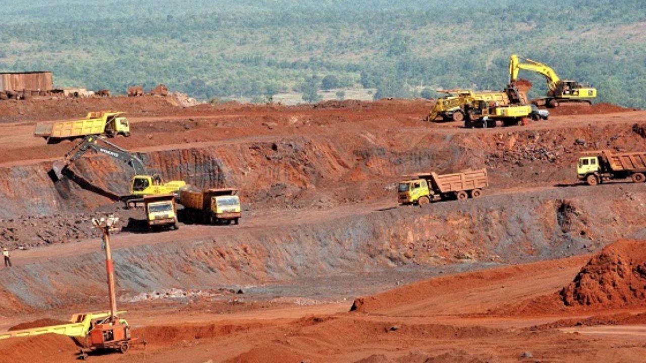 رشد تولید 6 قلم کالای معدنی در سال جاری