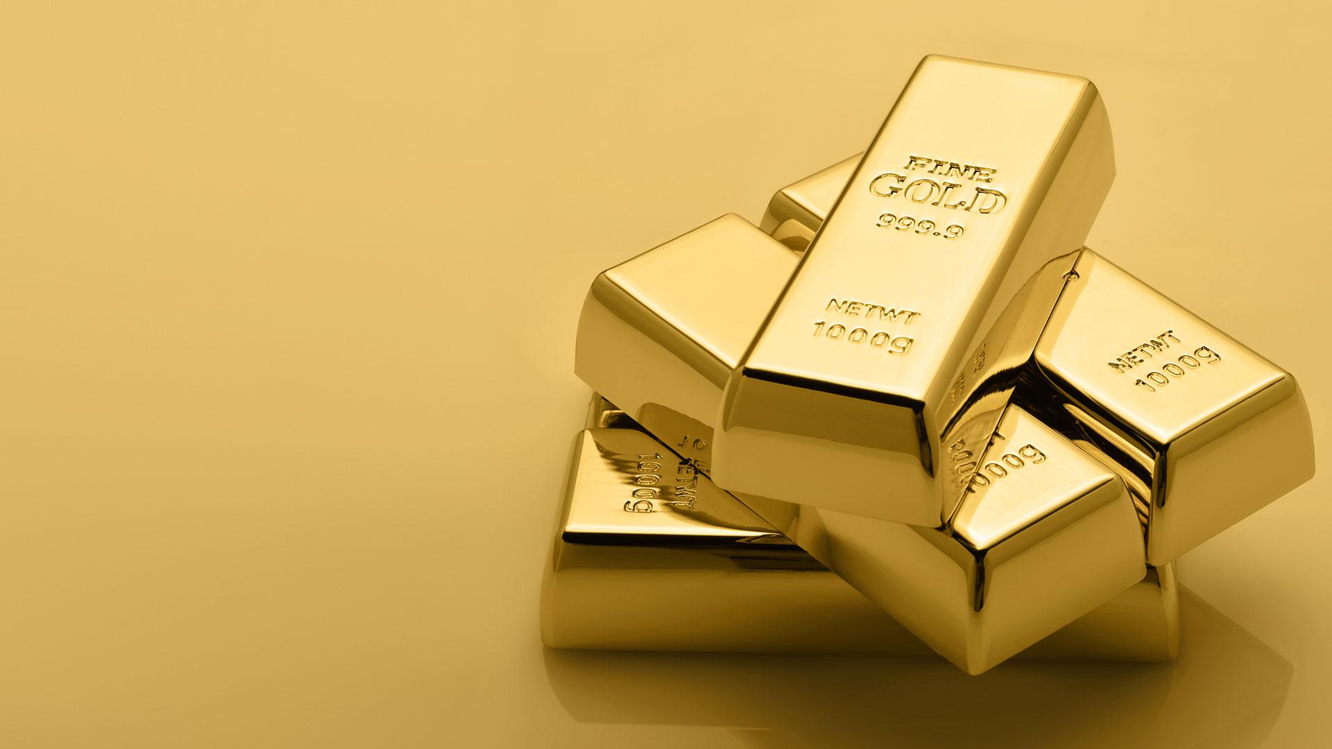 قیمت طلا اصلاح میشود