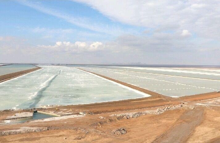 اختصاص ۶۰ میلیون مترمکعب شورابه به معدن پتاس طبس
