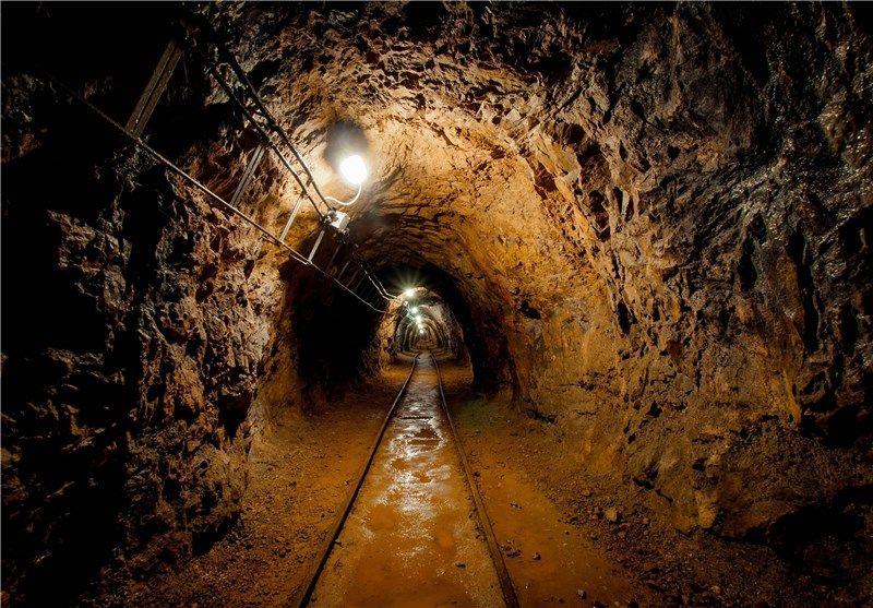 افتتاح معدن زیرزمینی سرب و روی انگوران