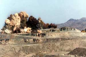 افزایش ذخایر معدنی سیستان و بلوچستان