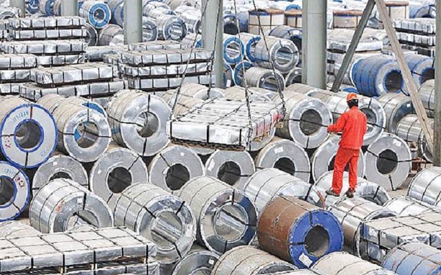 چالش کمبود مواد اولیه برای صنایع فولاد