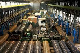اجرای پروژه های متعدد صنعتی