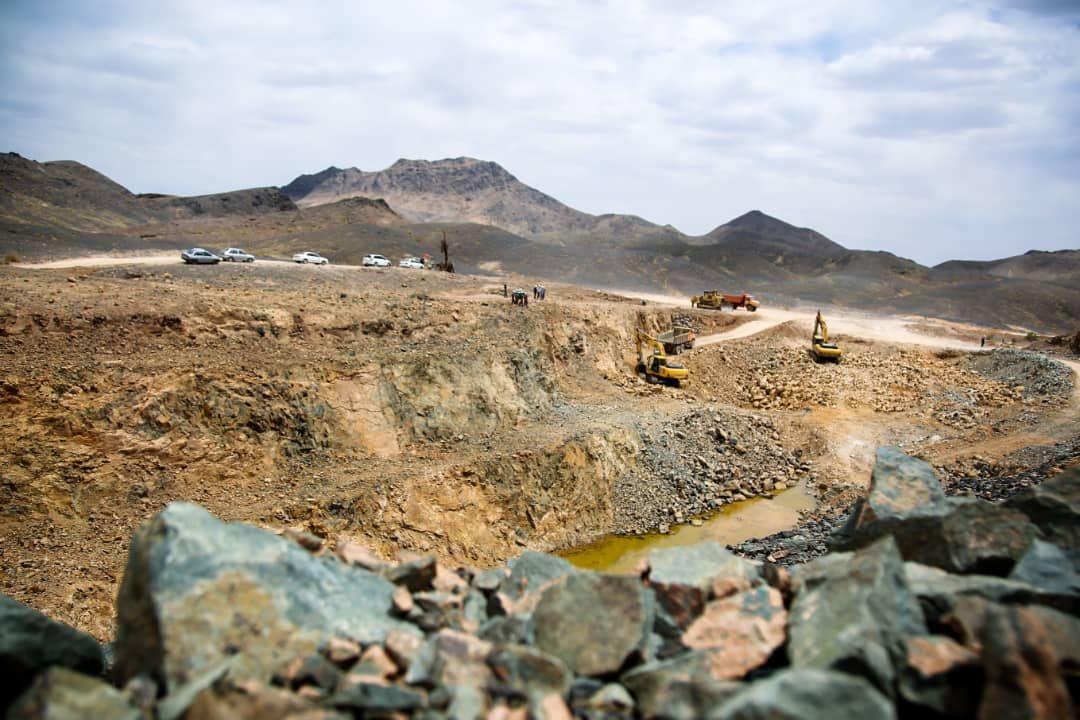 افزایش ۳ برابری میزان حفاری در معدن هیرد