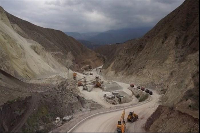 رشد استخراج مواد معدنی در چهارمحال و بختیاری