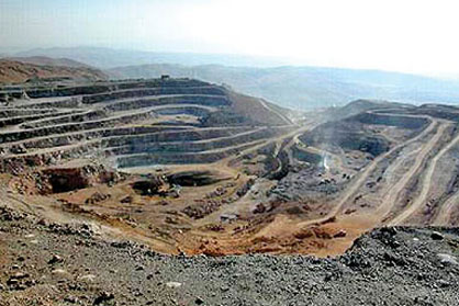 حجم سرمایه گذاری در معادن استان آذربایجان غربی افزایش یافت