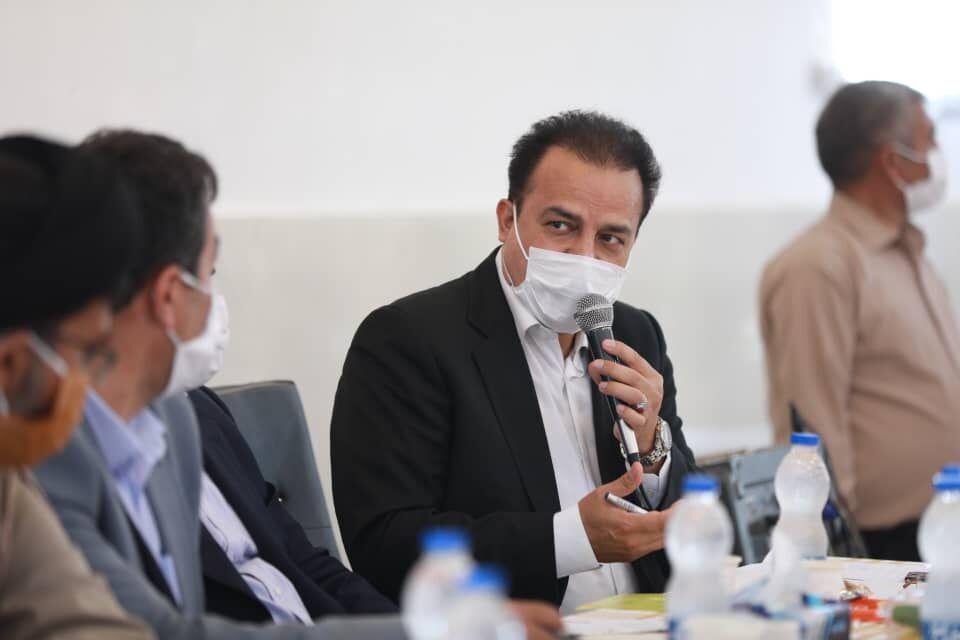اولویت تقویت زیرساختهای صنعت و معدن برای استان قزوین