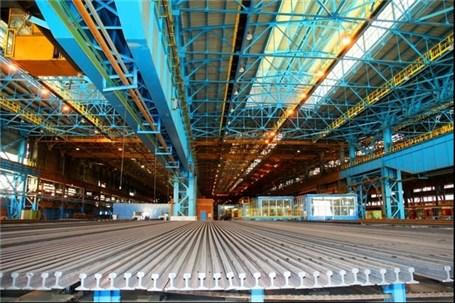 افزایش ۱۵ درصدی تولید محصولات صنعتی ذوبآهن
