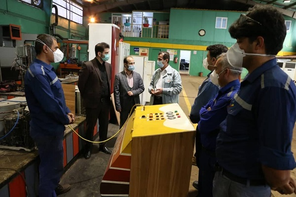 جلسه ارزیابی پنجمین جشنواره ملی نوآوری محصول برتر ایرانی برگزار شد