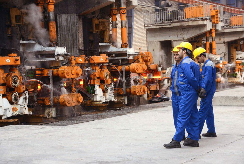 جذب ۹۰۰۰ نیروی کار متخصص در شرکت صنایع فولاد هیربد زرندیه