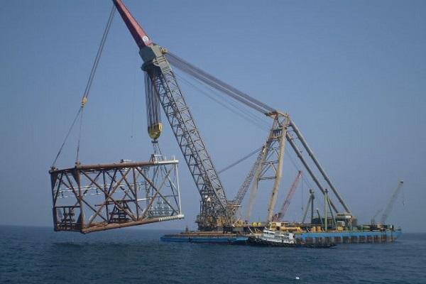 طراحی و ساخت انواع سازههای دریایی، یکی از توانمندیهای شرکت تسدید