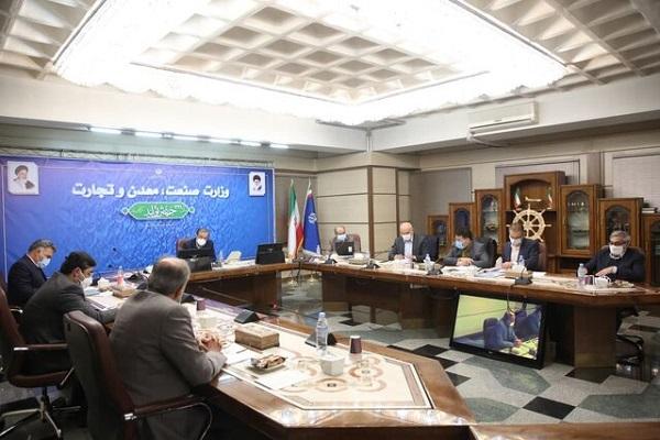 تشکیل کمیتهای برای پیگیری مسائل فولادی