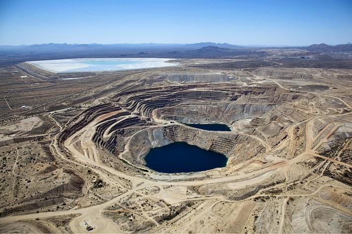 سرعت بخشیدن به توسعه معدن مس اسپنس در شیلی