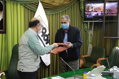 امضای تفاهمنامه همکاری بین فولاد مبارکه و اتاق بازرگانی تهران