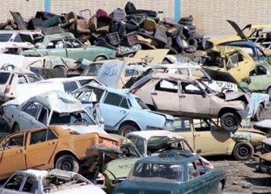 نبود زیرساخت عاملی افزایش هزینه اسقاط خودرو