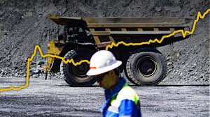 روند افزایشی قیمت سنگ آهن در سال آینده