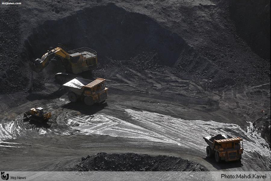 استخراج یک میلیون تنی از معادن نیشابور در سال