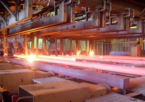 عریض ترین ورق فولادی جهان در خوزستان ساخته شد