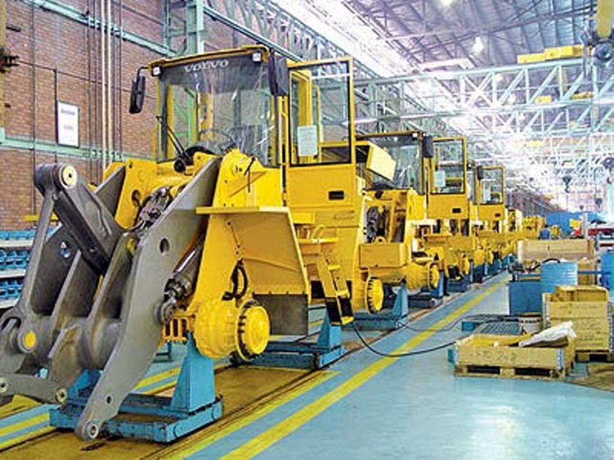تولید 700 دستگاه ماشین آلات معدنی تا سال آینده