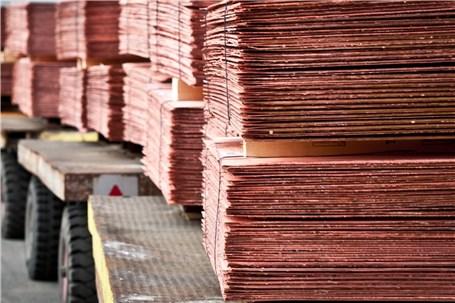 رشد ۲۶ درصدی ارزش صادرات کاتد مس