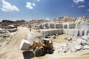 سرمایهگذاری ۱۹۶ میلیارد ریالی در معادن استان مرکزی