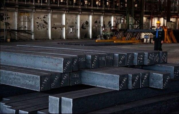 سقف قیمت شمش فولادی صادراتی ایران به ۳۸۰ دلار رسید