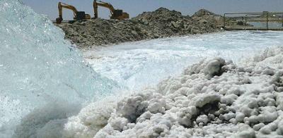 ذخایر پتاس استان خراسان جنوبی از 4 میلیارد تن عبور کرد