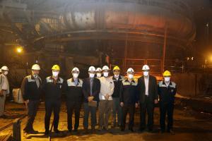 عدم تامین مواد اولیه، مشکل اصلی ذوب آهن اصفهان