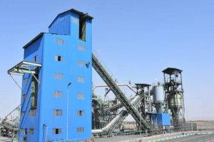 کارخانه بریکت سرد شرکت پارس فولاد سبزوار راه اندازی شد