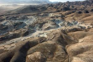 آثار مخرب معدن کاوی در مناطق کوهستانی
