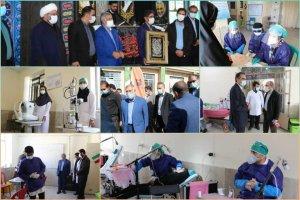 برگزاری هفدهمین اردوی جهادی درمانی شرکت مس
