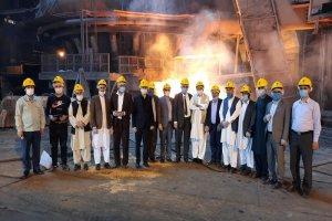 افغانستان پتانسیل چشمگیری برای فروش محصولات ساختمانی دارد