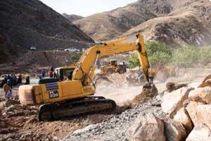بلاتکلیفی وضعیت «معدن مرمریت» دشتی