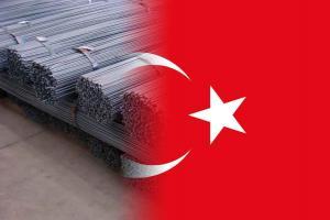 کاهش 40 لیری میلگرد ترکیه