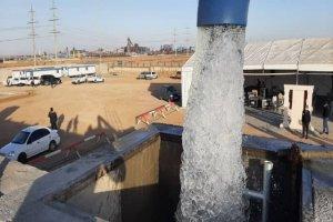 انتقال آب از دریا ابتکاری با تدبیر وزارت صمت برای تأمین آب پایدار است