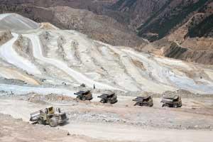 ذخایر مس میزبان 528 میلیون تن ماده معدنی جدید