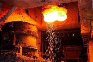 دستیابی به رکورد عمر نسوز وِسل واحد گاززدایی فولاد مبارکه