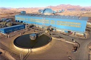 رشد ۲۱ درصدی تولید کنسانتره در سیمیدکو