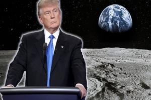 برنامه ترامپ برای استخراج معادن کره ماه!