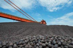۷۵ درصد تجهیزات طرح کارخانه دوم کنسانتره سنگ آهن، داخلی است