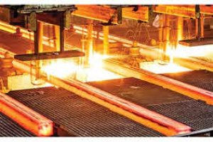 شمش فولادی در بورس کالا بالاتر از میلگرد قیمت خورد