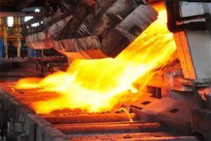 تولید فولاد خام ۶۲.۸ درصد افزایش یافت