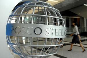 کاهش تولید فولاد پوسکو و نیپون استیل