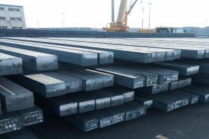 افزایش تولید فولاد ایران برخلاف نقاط دیگر جهان