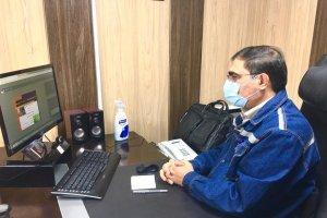 کسب و تمدید گواهینامه های بین المللی نظام HSE شرکت فولاد خوزستان
