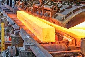 قفل مجلس بر دروازه صادرات فولاد