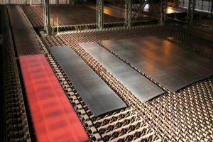 رونق محصولات فولاد در بازار
