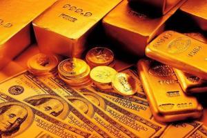 بزرگترین کاهش هفتگی طلا در ۵ ماه گذشته رقم خورد
