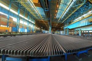 رشد ۴۶ درصدی فروش ذوب آهن اصفهان